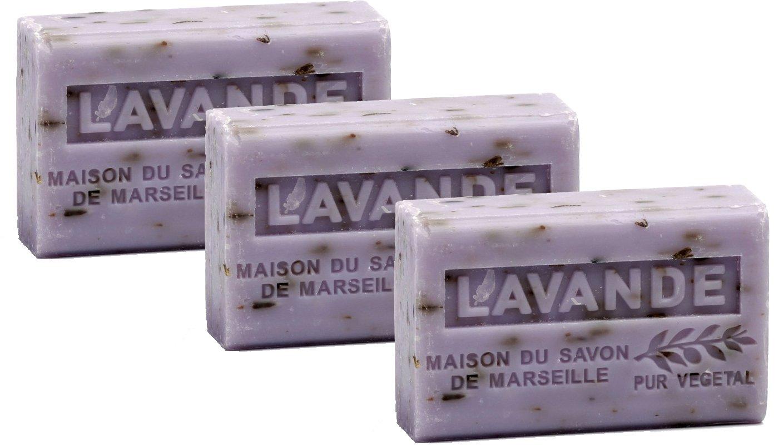 La Maison du Savon Organic Shea Lavender Flakes (3 Pack)