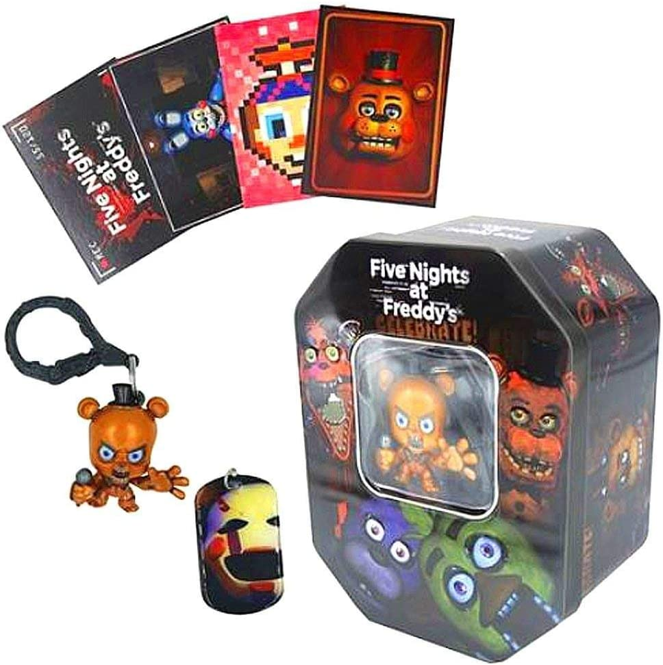 Five Nights At Freddys Collectible Tin: Amazon.es: Juguetes y juegos