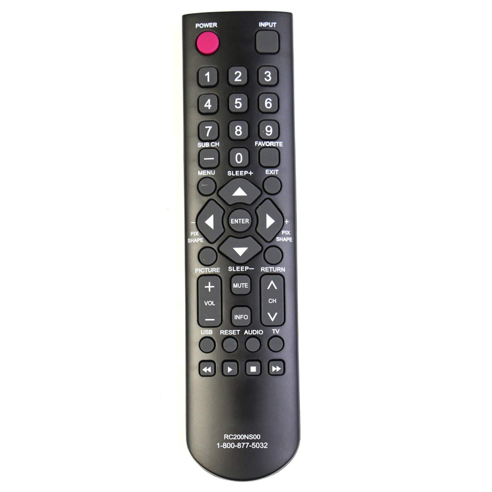 Control Remoto AIDITIYMI RC200NS00 Sanyo TV LCD LED HDTV ...