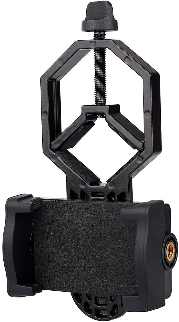 Svbony Cell Phone Adapter Mount Aluminium Universal Smartphone Telescope Adapter for Telescope Spotting Scope Microscope