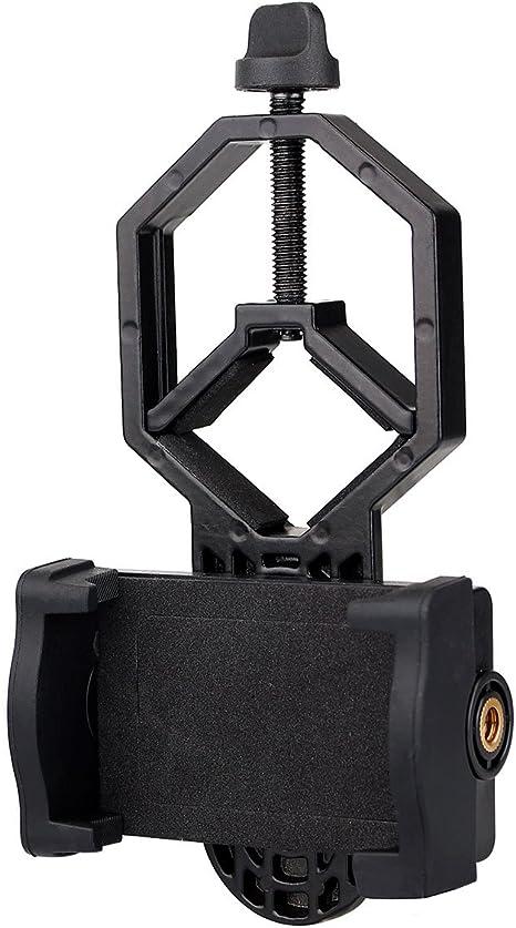 Svbony Adaptador Telescopio Smartphone de Metal Universal ...