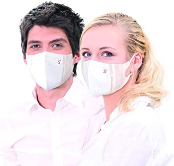 Allergy Antiviral – 99 Virus 5 Bacteria Pack Size Smog Respimask® Protection M Dust Mask Face 9