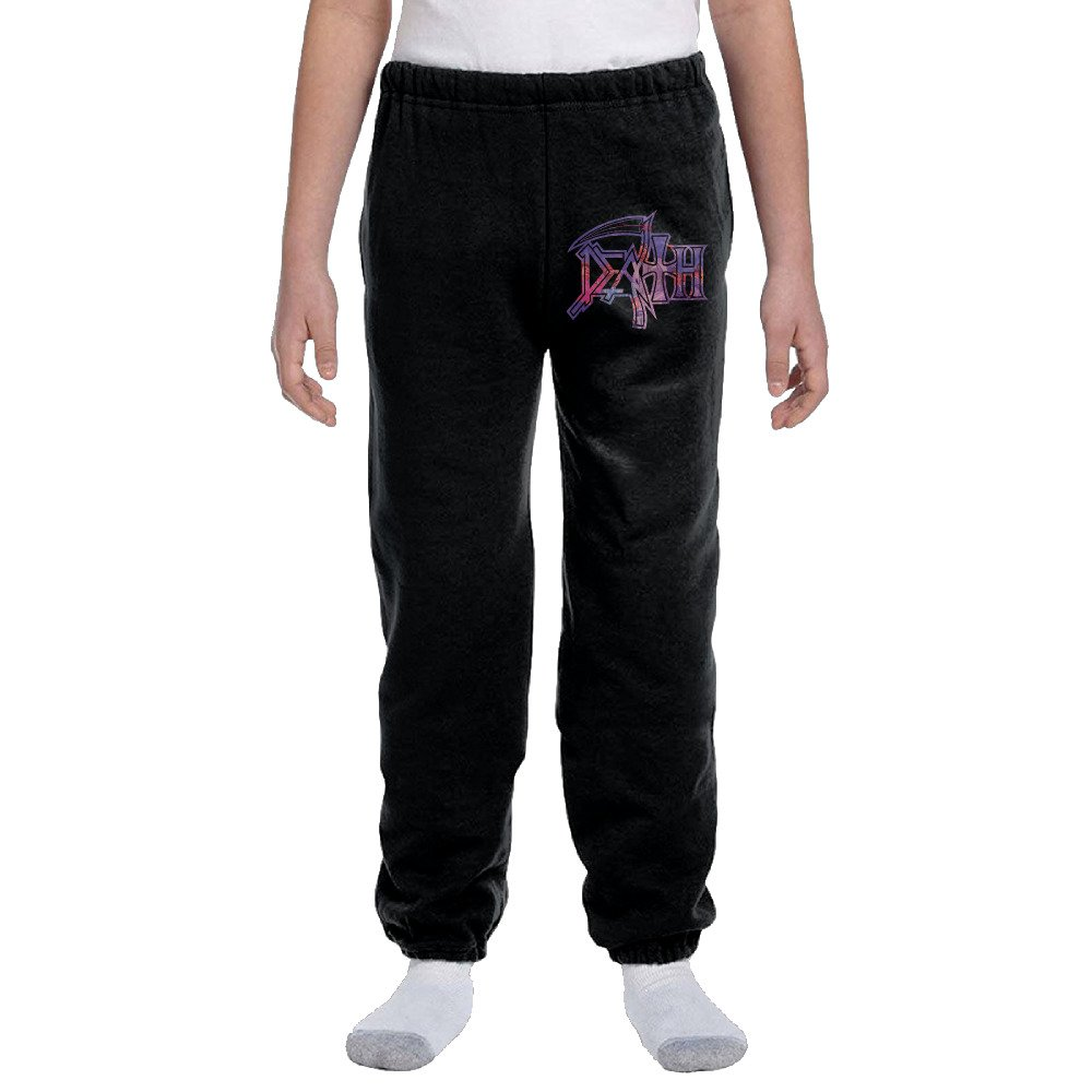 Youth Death Band Chuck Schuldiner Cotton Sweatpants