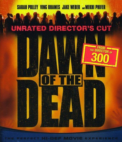 Blu-ray : Dawn of the Dead (Director's Cut) (Director's Cut / Edition, Unrated Version, Widescreen, , Dubbed)