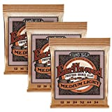Ernie Ball Acoustic Guitar Strings P03446