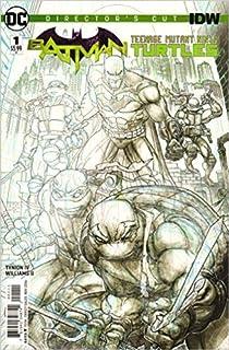 BATMAN TEENAGE MUTANT NINJA TURTLES ADVENTURES #1 NEC ...