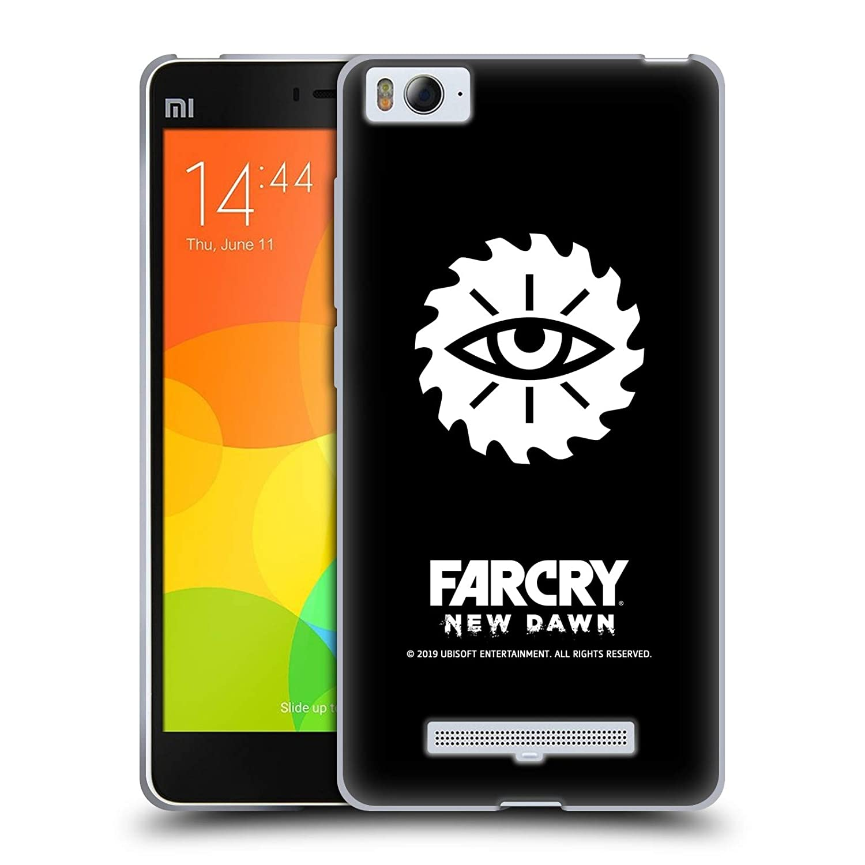 Amazon com: Official Far Cry Main New Dawn Logo Soft Gel Case for