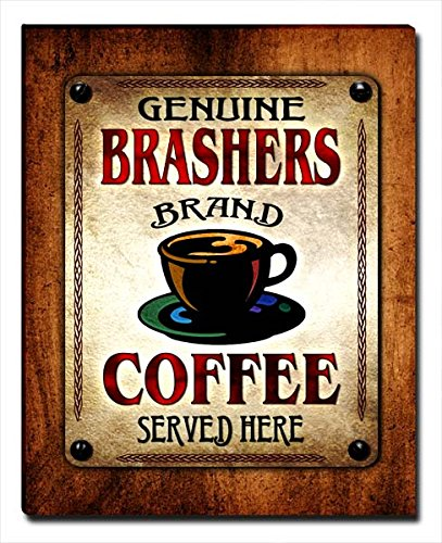 - ZuWEE Brashers Family Coffee Gallery Wrapped Canvas Print