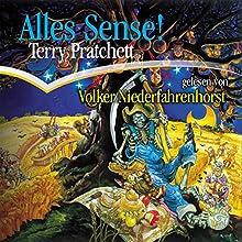 Alles Sense: Ein Scheibenwelt-Roman Hörbuch von Terry Pratchett Gesprochen von: Volker Niederfahrenhorst
