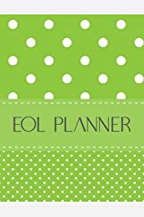 EOL Planner: End of Life Planner Organizer Green Paperback