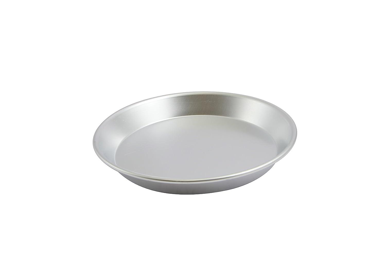 30cm//11.8 Silver Ottinetti Famiglia Aluminum Pizza Pan
