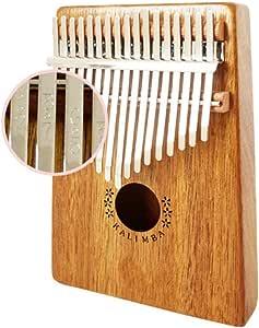 17 key kalimba song book