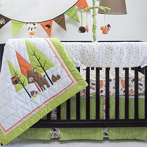 Oasis Crib Set - 2