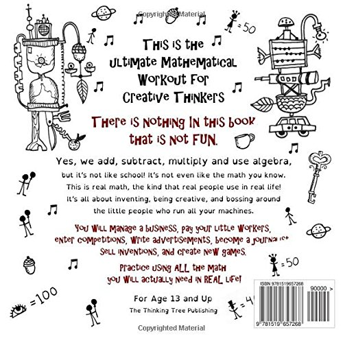 Are You a Math Genius? The Inventor's Book of Calculation Games ...