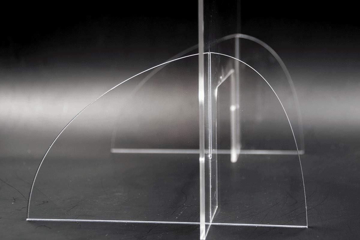 Pantalla proteccion en metcarilato transparente (90cm x 60cm ...