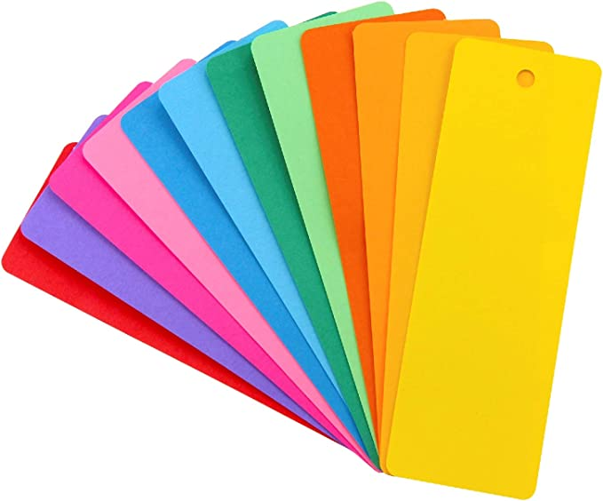 HYG77640 Mini Bright Books pack of 10 assorted colors Hygloss Products Inc