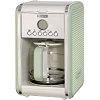 Ariete UK 1342 Retro Filter Coffee Machine, 12 cups, L, 2000 W, Vintage Series