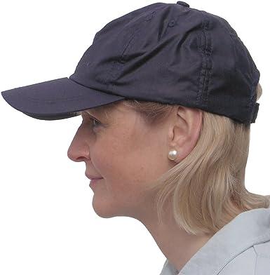 casquette femme impermeable