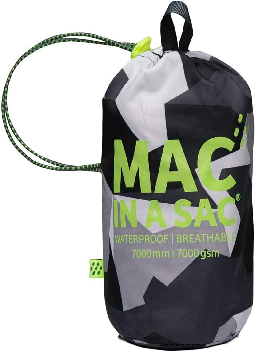 Mac in a Sac Edition Unisex Waterproof Packable Jacket