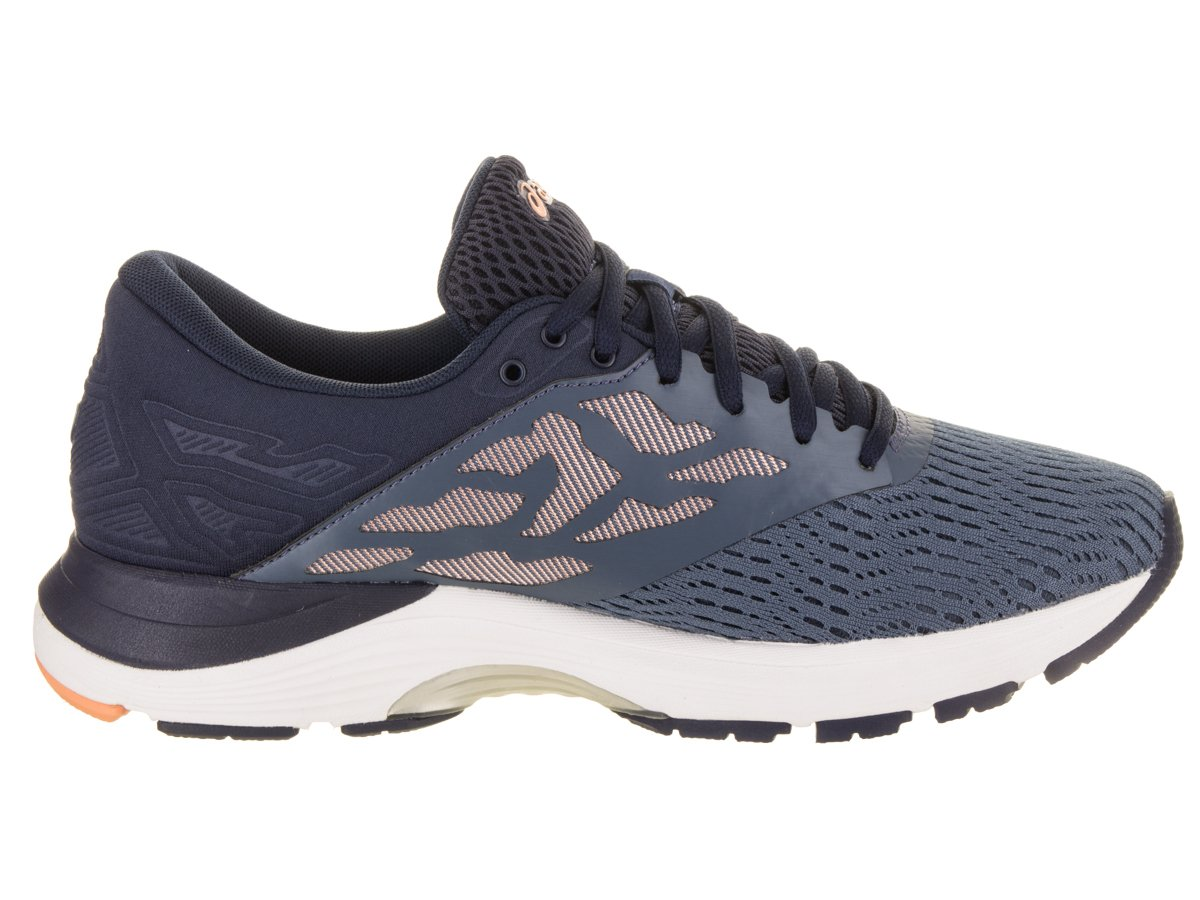 ASICS Gel-Flux 5 Women's Running B071VS79B1 9 B(M) US|Blue/Canteloupe/Peacoat