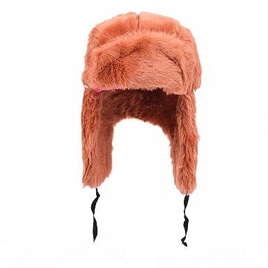 fd885296b93 Lei Feng Cap Female Northeast thick warm winter hat Men hats Ear cotton