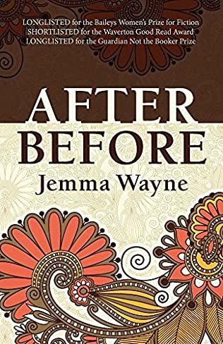 book cover of After Before
