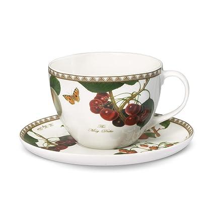 Royal Botanic Gardens Kew Les Fruits du Jardin Tea Cup And Saucer Set