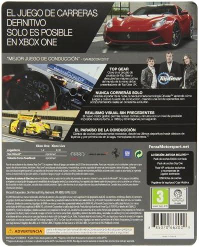 Forza Motorsport 5 - Edición Limitada: Amazon.es: Videojuegos
