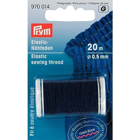 Prym Hilo elástico 0,5mm Marino: Amazon.es: Hogar