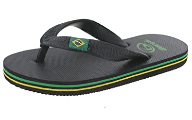 676bde86ab7a Beppi Kids and Adults Bathing Shoes Flip Flop Toe-Post 215045  Amazon.co.uk   Shoes   Bags