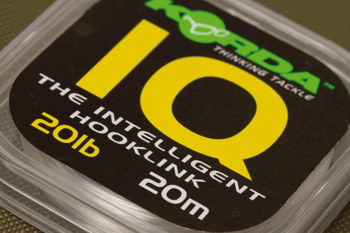 KORDA IQ The Intelligent Hooklink 20 Metres