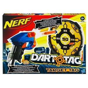 NERF DART TAG TARGET TAG Set by Hasbro