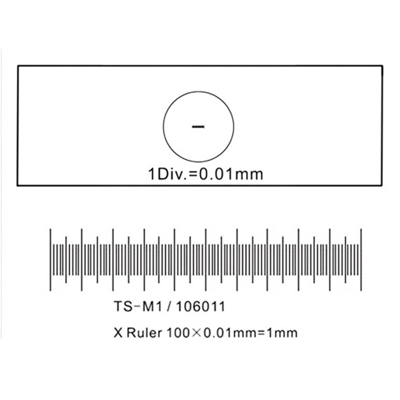 AmScope MU500-CK 5MP USB Microscope Camera + Software + Calibration Kit