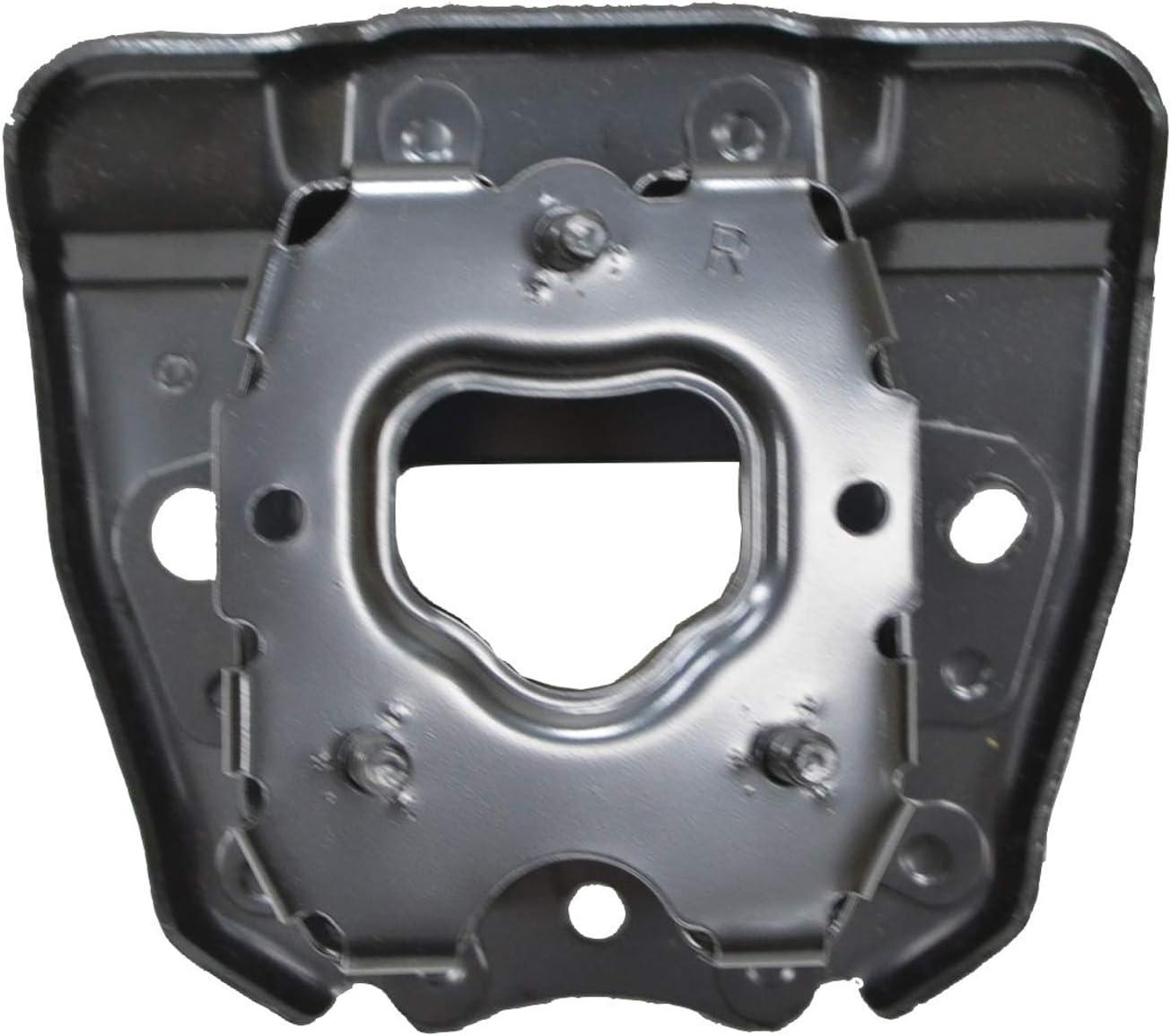 2013-2017 Nissan Altima Rear Passenger Side Bumper Mounting Bracket; Sedan; Made Of Steel Partslink NI1167112