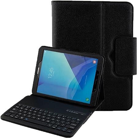 BMOUO Samsung Galaxy Tab S3 9.7 Funda con teclado Bluetooth ...