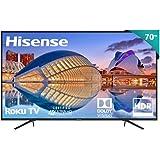 """TV Hisense 70"""" 4K UHD Roku Tv LED R6000FM"""