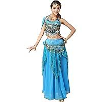 Grouptap Bollywood Mujeres India árabe Sexy Dama Bailarina