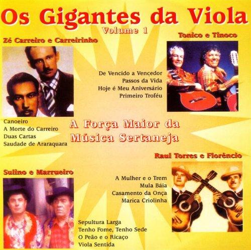 Os Gigantes Da Viola - Os Gigantes Da Viola 1 - Amazon.com Music