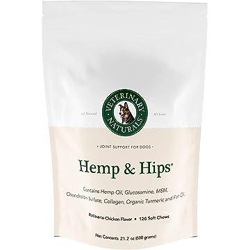 Vet Naturals Hemp & Hips