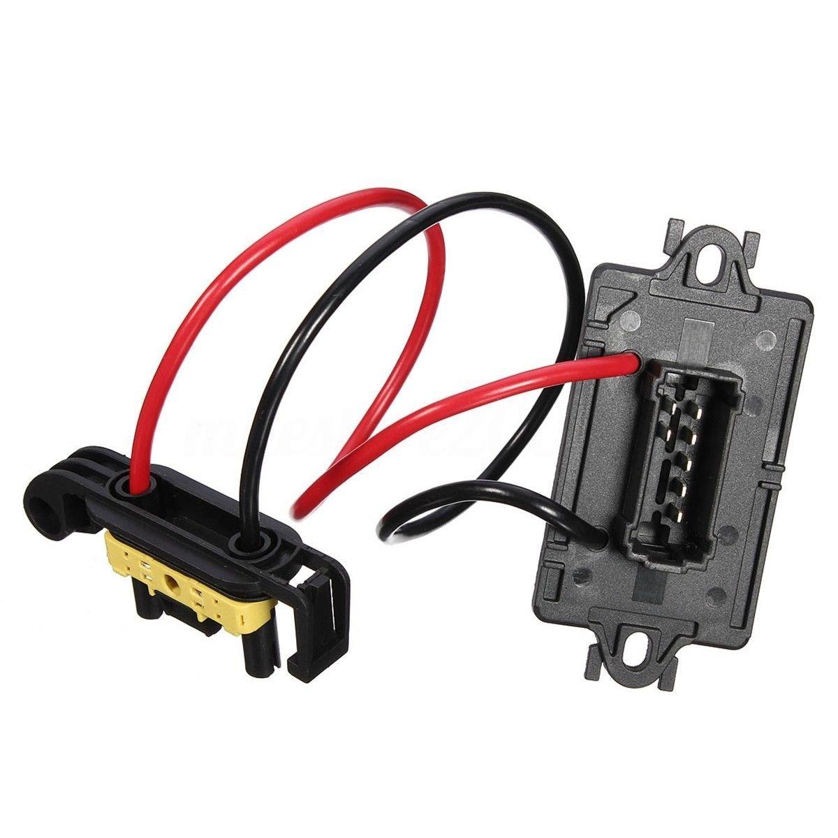 Heater Blower Motor Fan Resistor for Renault Megane MK2 II 7701207717 Brand New