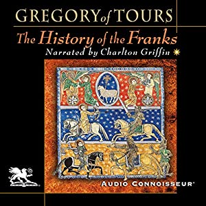 The History of the Franks Audiobook