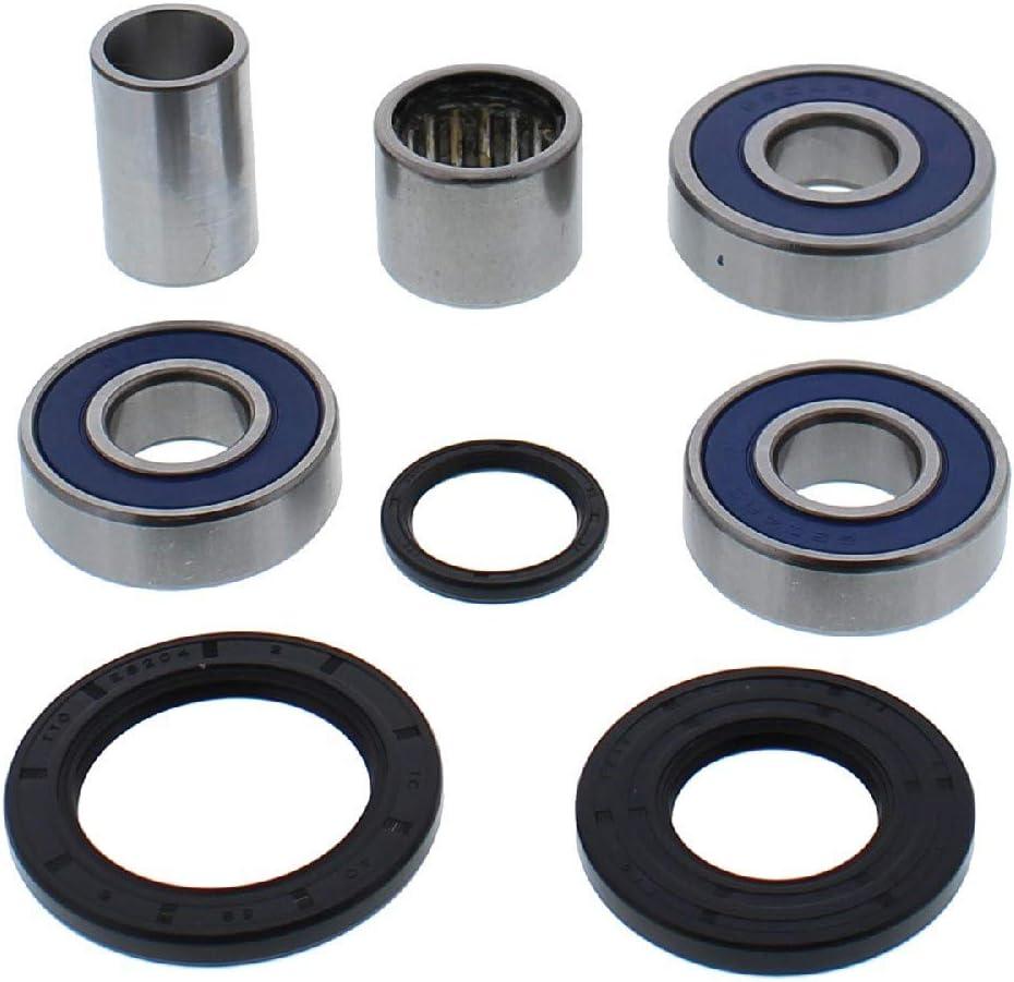 9 Pack 25-1775 All Balls Wheel Bearing Kit for Yamaha FJR1300 03-16