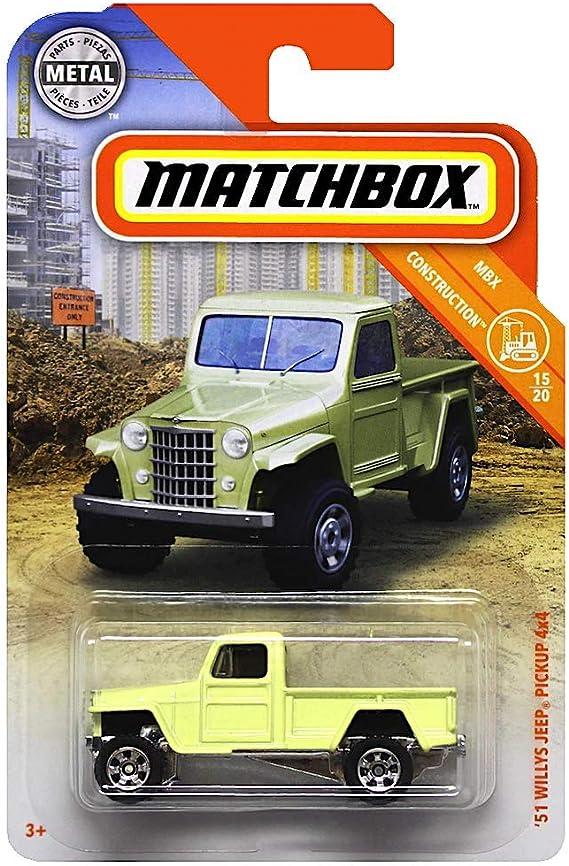 Matchbox /'51 Willys Jeep Pickup 4x4