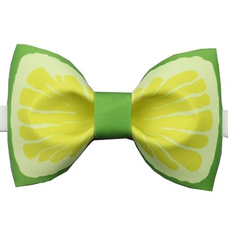 YYB-Tie Corbata Moda Corbata de Lazo para Hombre Corbata de Lazo ...