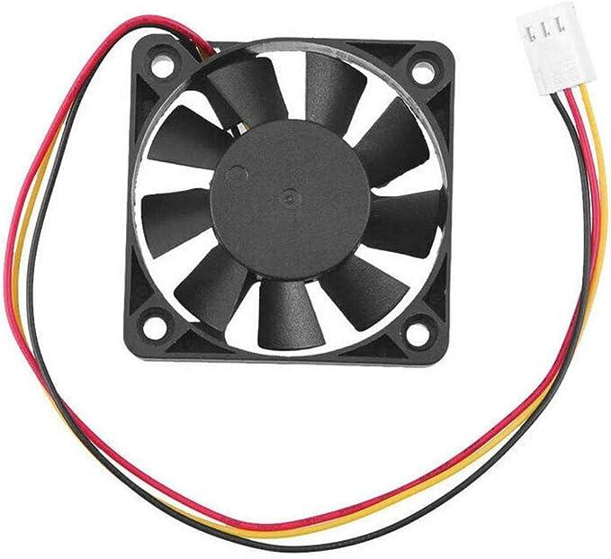 Ventilador con Pilas | Nuevo Big Promotion 3Pins 12V PC CPU ...