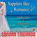Sapphire Bay Romance 2 Pack: Holiday Bride & Holiday Magic Audiobook by Sandra Edwards Narrated by Heather Masters