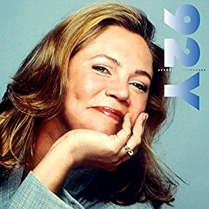 Kathleen Turner in Conversation with Gloria Feldt at the 92nd Street Y Speech