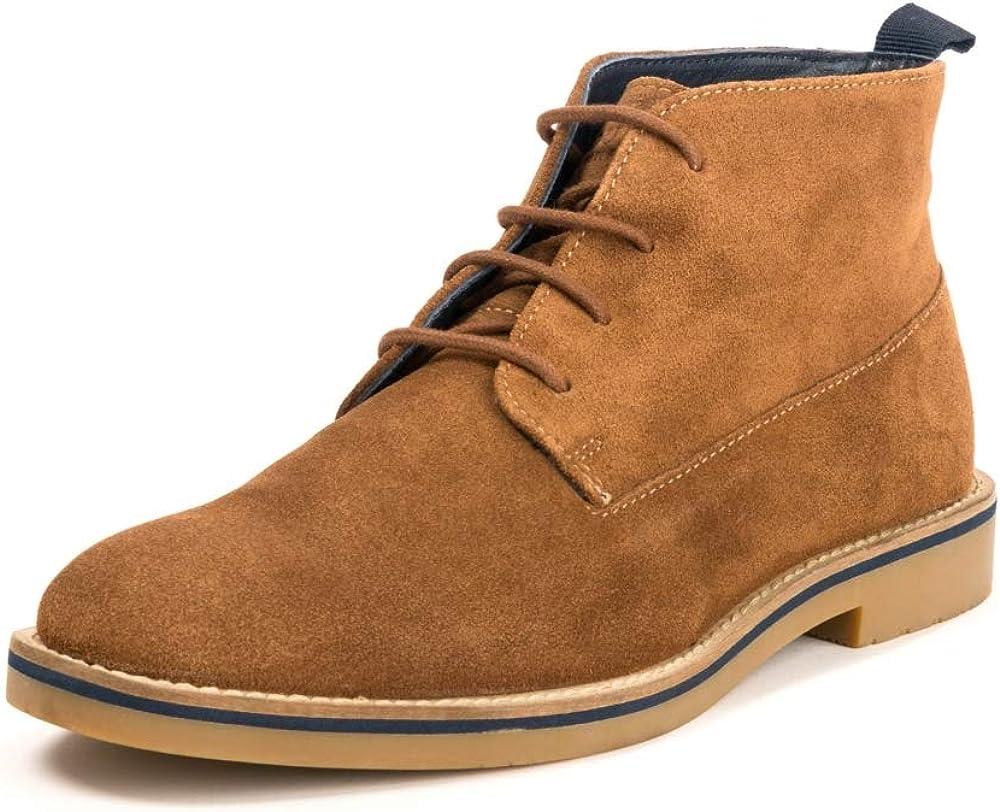 Joules Men's Dene Lace Up Suede Boots
