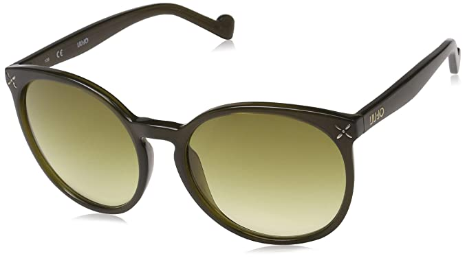 Liu Jo Gafas de Sol LJ602S-318 (56 mm) Caqui: Amazon.es ...