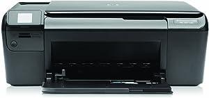 HP Photosmart C4680 All-in-one Printer (Q8418A#ABA)